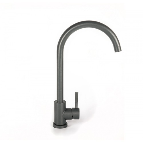 СМЕСИТЕЛЬ AQUA MILL ARCO 202 GRAY METALLIC