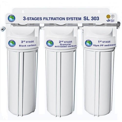 ➤ Купить многоступенчатый фильтр для воды в Украине⬇Bretta